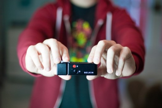 The iPhone Shutter Remote 17 - gadget