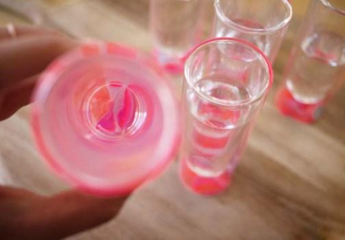marble13 504x350 DIY.Glassware เติมสีสีสันให้แก้วใบเก่า