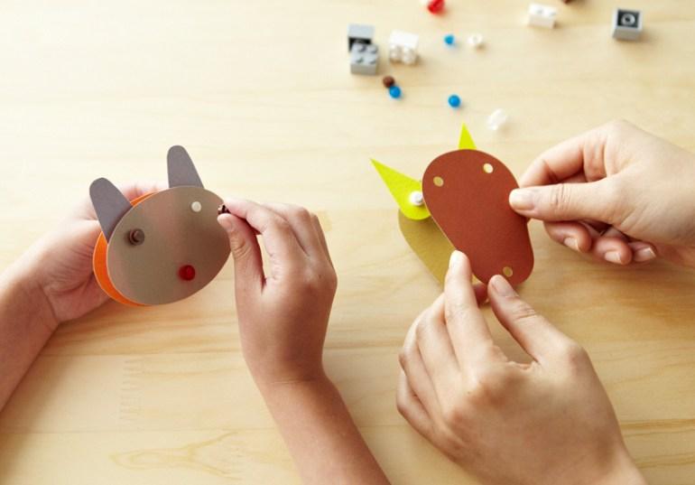 DIY.Toy set by LEGO and MUJI เมื่อทั้งสองจับมือกันสร้างของเล่นชุดใหม่ 13 - DIY