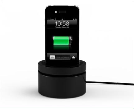 phoneasdock 431x350 Galileo,อุปกรณ์เชื่อมต่อ iphone,ipod ที่ไม่ธรรมดา!!
