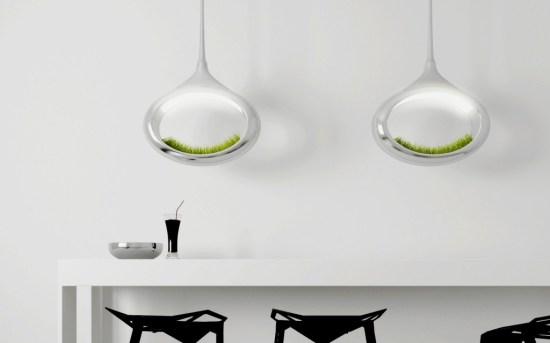 โคมไฟพลังธรรมชาติ The Grass Lamp by Marko Vuckovic  3 - The Grass Lamp