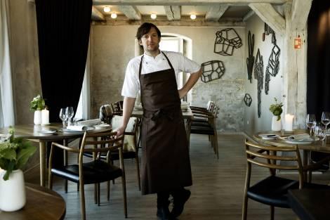 "NOMA RESTAURANT ภัตตาคารที่กล่าวขานกันใน ประเทศเดนมาร์ก ว่า ""ดีที่สุด"" 27 - ร้านอาหาร"