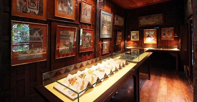 พิพิธภัณฑ์บ้านไทย จิม ทอมป์สัน Jimthompson House 18 - cafe