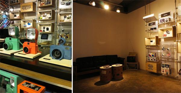 Lomography Gallery Store Bangkok ร้านโลโม่ชั้น 4 สยามดิสคัฟเวอรี่ 22 - Gallery