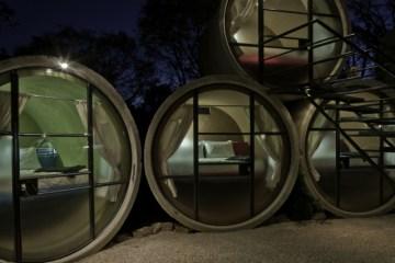 Tubo Hotel โรงแรมที่สร้างจากท่อ!! 2 - Mexico