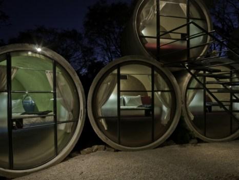 Tubo Hotel โรงแรมที่สร้างจากท่อ!! 15 - Architecture