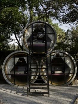 Tubo Hotel โรงแรมที่สร้างจากท่อ!! 18 - Architecture
