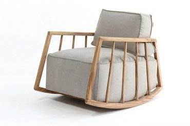 เก้าอี้โยกเหมือนนั่งตักแม่..Mama by Paratoner 19 - rocking chair