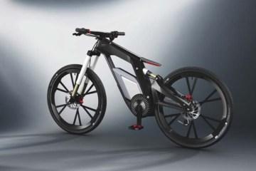 Audi e-bike สุดยอดนวัตกรรมจักรยานวันนี้