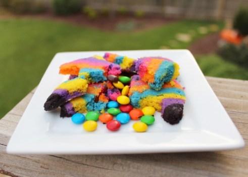 Cookies with a surprise วันหยุดยาวนี้มาทำคุกกี้แสนเก๋กันเถอะ 25 -