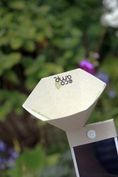 The eco-amp,iPhone speaker จากกระดาษรีไซเคิล 21 - eco-friendly