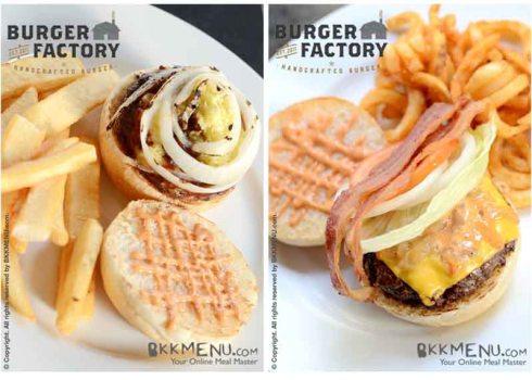 """อร่อยได้ที่ """"เบอร์เกอร์ แฟคตอรี่"""" Burger Factory ย่านเอกมัย ซ.10  18 - Burger Factory"""