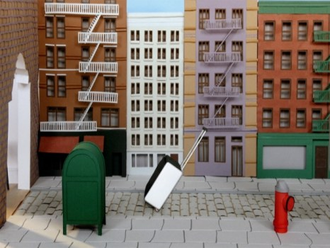 Paper sculptures กลายเป็น Animation 20 - Animation