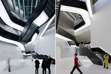 MAXXI MUSEUM มากกว่าความเป็นพิพิธภัณฑ์ที่อิตาลี  27 - Architecture
