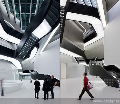 MAXXI MUSEUM มากกว่าความเป็นพิพิธภัณฑ์ที่อิตาลี 35 - Architecture