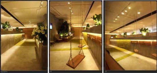 Green Network Office แรงบันดาลใจจากความสนุกสนานในวัยเด็ก 4 - Architecture