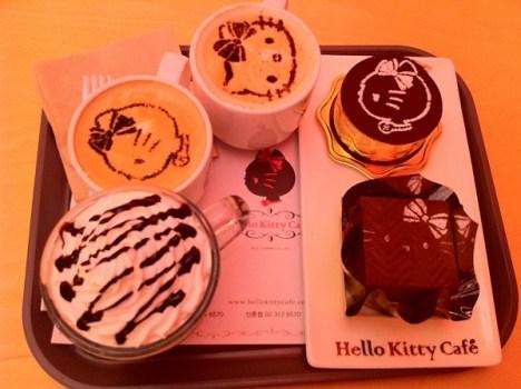 Hello Kitty Cafe ร้านนี้มีแต่คิตตี้ 21 - cafe