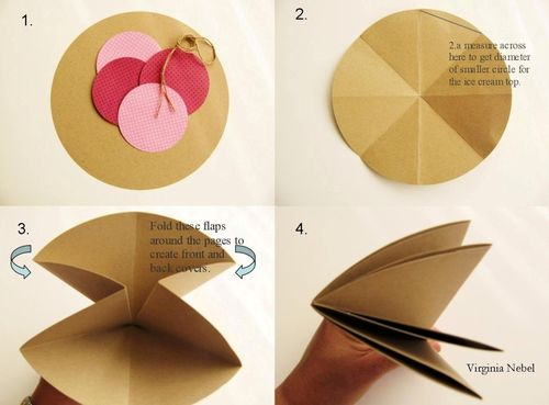 Ice Cream Books 14 - DIY