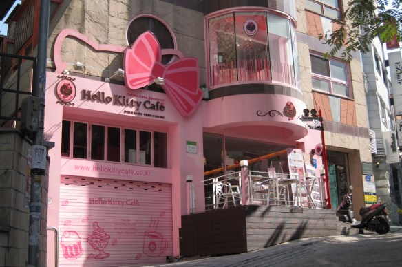 Hello Kitty Cafe ร้านนี้มีแต่คิตตี้ 13 - cafe