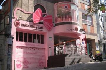 Hello Kitty Cafe ร้านนี้มีแต่คิตตี้ 8 - cafe