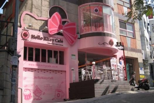 Hello Kitty Cafe ร้านนี้มีแต่คิตตี้ 3 - cafe