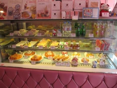Hello Kitty Cafe ร้านนี้มีแต่คิตตี้ 6 - cafe