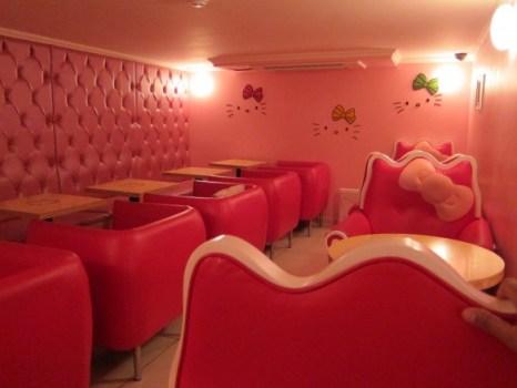 img 3797 466x350 Hello Kitty Cafe ร้านนี้มีแต่คิตตี้