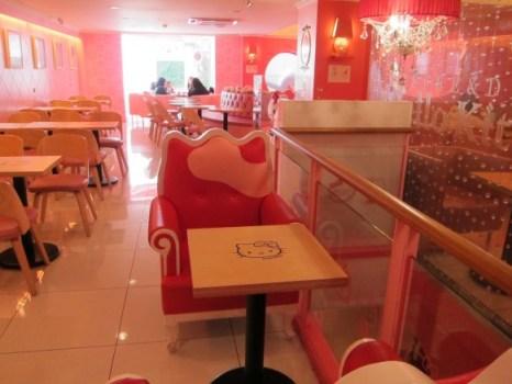 Hello Kitty Cafe ร้านนี้มีแต่คิตตี้ 24 - cafe