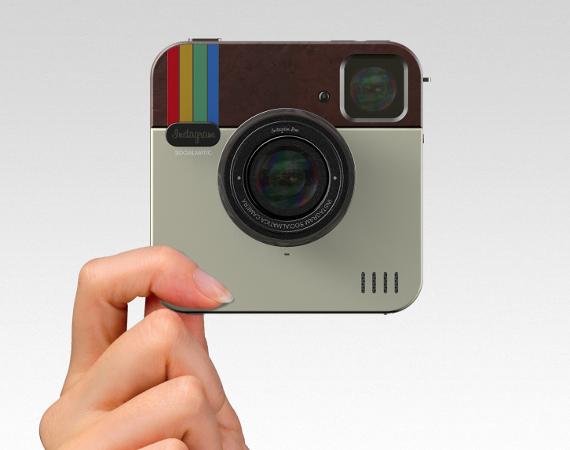 instagram socialmatic camera concept 01 กล้อง Instagram Socialmatic