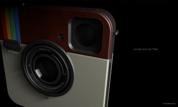 instagram socialmatic camera concept 14 กล้อง Instagram Socialmatic