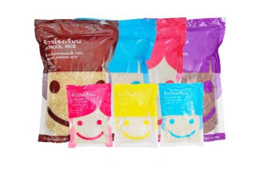 mix1 526x350 School Rice: โครงการข้าวโรงเรียน อิ่มท้อง และ แบ่งปัน : )