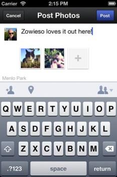 mza 4435136449462719345.320x480 75 233x350 NEW!!Facebook camera app ที่เหมือนแฝดของ Instagram