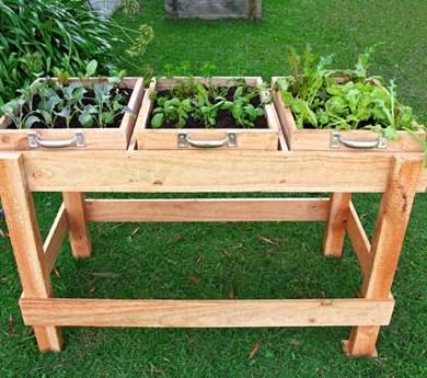 "DIY: ""Garden Bench"" ลิ้นชัก-กระถางใบใหม่ของเหล่าต้นไม้และพืชพรรณขนาดเล็ก 23 - DIY"