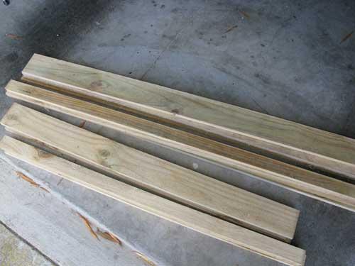 saladbench1 DIY: Garden Bench ลิ้นชัก กระถางใบใหม่ของเหล่าต้นไม้และพืชพรรณขนาดเล็ก
