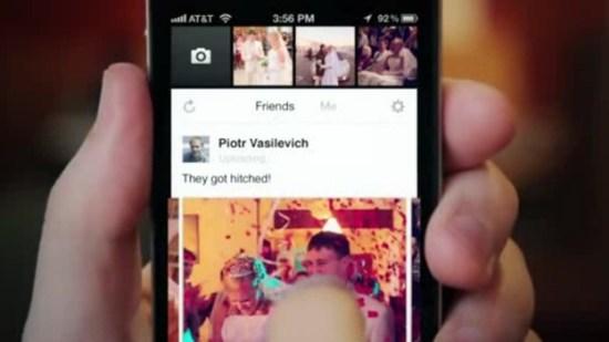 NEW!!Facebook camera app ที่เหมือนแฝดของ Instagram  15 - App