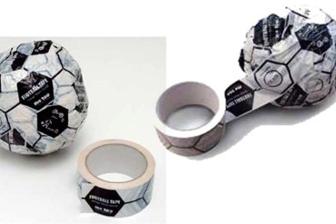"""Magis FOOTBALL TAPE"" DIY FOOTBALLs 28 - DIY"