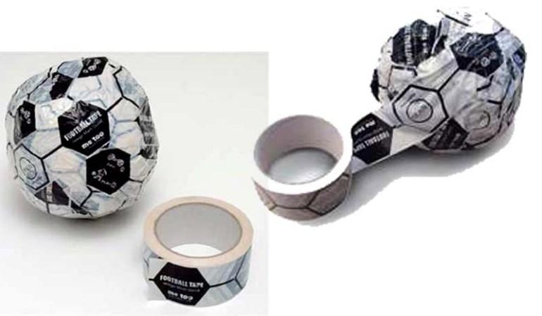"""Magis FOOTBALL TAPE"" DIY FOOTBALLs 15 - DIY"