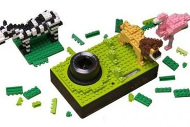 NB1000  กล้องที่ตกแต่งให้แตกต่างด้วยตัวต่อแบบเลโก้ 30 - Lego