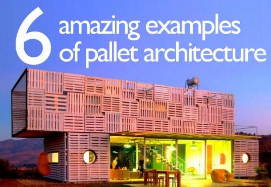 เมื่อ Pallet ไม้เก่า กลายเป็นสิ่งปลูกสร้างสุดอัศจรรย์ 13 - pallet