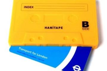 กระเป๋าสตางค์ทำจากยางซิลิโคน แนว Retro ..รูปทรง cassette tape 4 - cassette-tape