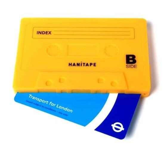 กระเป๋าสตางค์ทำจากยางซิลิโคน แนว Retro ..รูปทรง cassette tape 31 - DESIGN