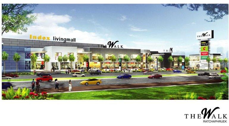 The WalK ย่านราชพฤกษ์ ไลฟ์สไตล์มอลล์แนวคิดใหม่  13 - Shopping Place at BKK