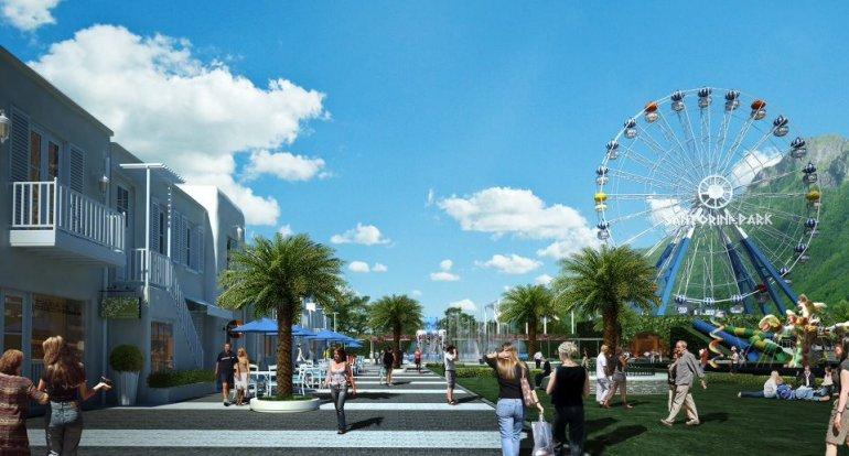 """SANTORINI PARK CHA-AM """"ซานโตรินี่ พาร์ค"""" ประสบการณ์ช้อปปิ้งและท่องเที่ยวรูปแบบใหม่ในชะอำ-หัวหิน 14 - Outlet Mall"""