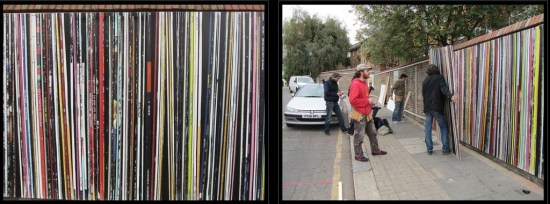 5 550x204 Wall of the Sound โครงการสนุกๆที่ตลาด Portobello ใจกลางกรุงลอนดอน