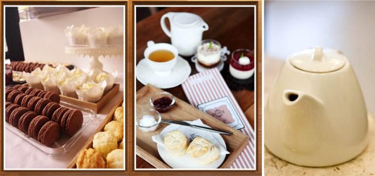Peony Tea Room จิบชารสชาติดีๆในบรรยากาศสบายๆสไตล์คลาสสิก 19 - afternoon Tea