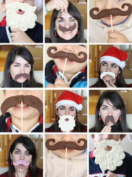 DIY.Chocolate moustache lollipops ของหวานหนวดๆ 5 - Chocolate