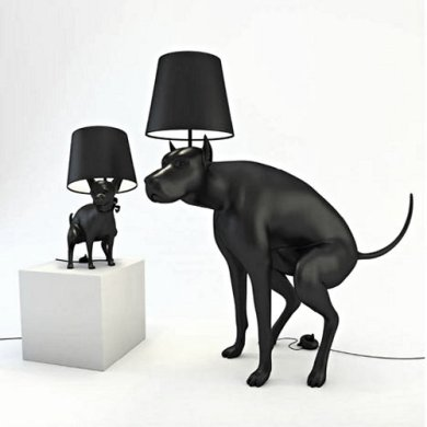 GOOD BOY, GOOD PUPPY LAMPS โคมไฟน้องหมา 14 - good boy