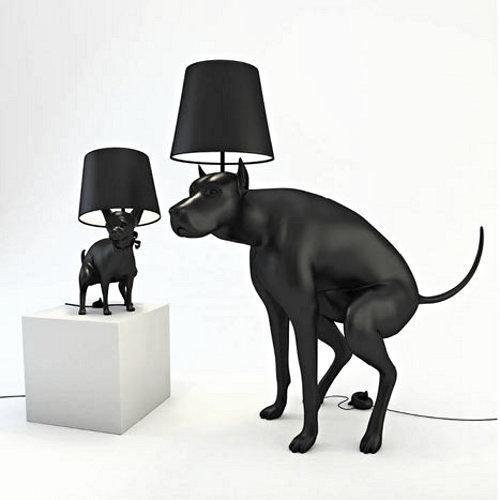 GOOD BOY, GOOD PUPPY LAMPS โคมไฟน้องหมา 13 - good puppy