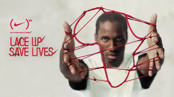 LACE UP SAVE LIVES ผูกเชือก ช่วยชีวิต  13 - football