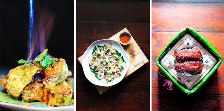 Issaya Siam Club อาหารไทยโบราณที่เสิร์ฟมาในรูปลักษณ์และการตกแต่งแนวใหม่  19 - Issaya Siam Club